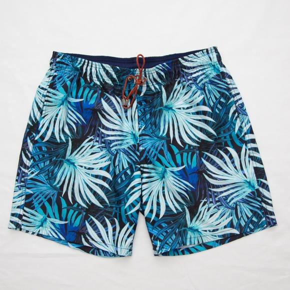 b5d6f03882 Bugatchi swim trunks shorts floral bilzerian. M_5b81f35cde6f62c0a1c517d9